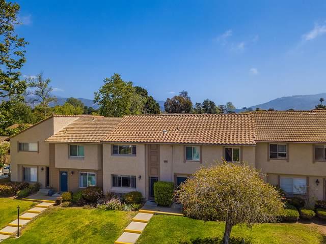 6048 Jacaranda Way C, Santa Barbara, CA 93013 (MLS #21-1415) :: The Zia Group
