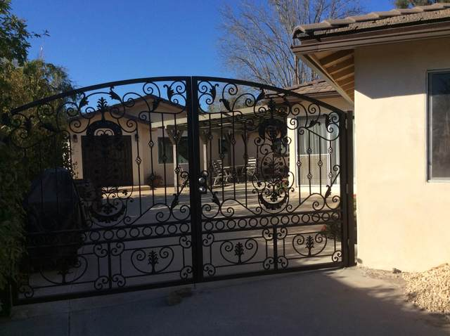 887 La Milpita Rd, Santa Barbara, CA 93105 (MLS #21-142) :: Chris Gregoire & Chad Beuoy Real Estate