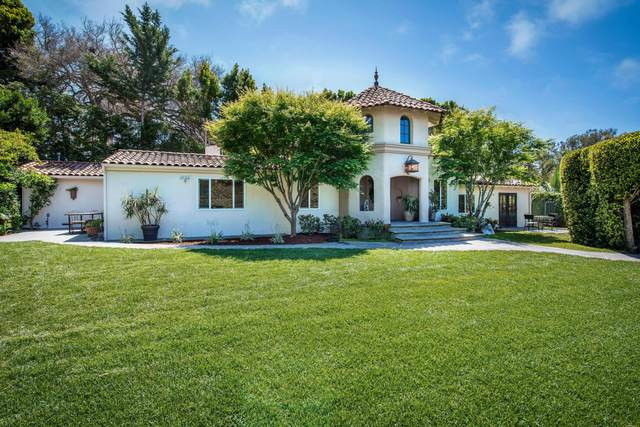 290 Butterfly Lane, Montecito, CA 93108 (MLS #21-1424) :: The Zia Group