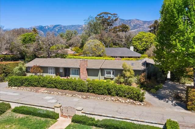 1590 Miramar Ln, Montecito, CA 93108 (MLS #21-1430) :: Chris Gregoire & Chad Beuoy Real Estate