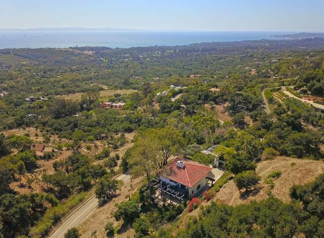2350 Bella Vista Dr, Santa Barbara, CA 93108 (MLS #21-1433) :: The Epstein Partners
