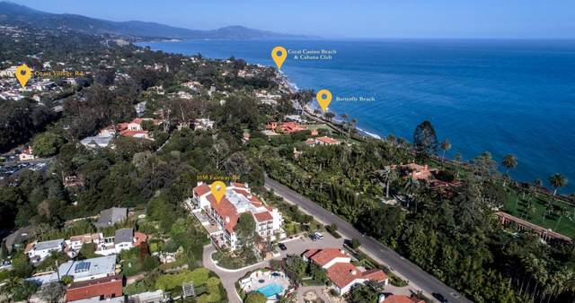 1050 Fairway Rd, Montecito, CA 93108 (MLS #21-1436) :: Chris Gregoire & Chad Beuoy Real Estate