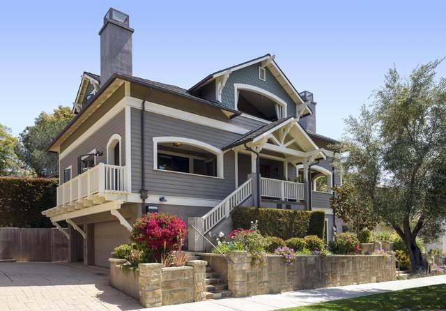 1532 Olive St, Santa Barbara, CA 93101 (MLS #21-1438) :: The Zia Group