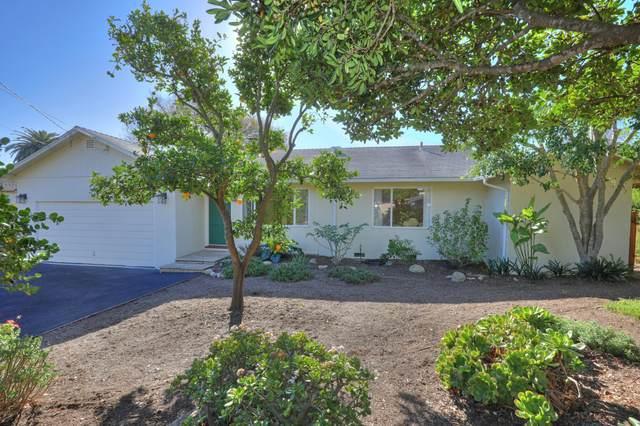 2607 Montrose Pl, Santa Barbara, CA 93105 (MLS #21-144) :: Chris Gregoire & Chad Beuoy Real Estate