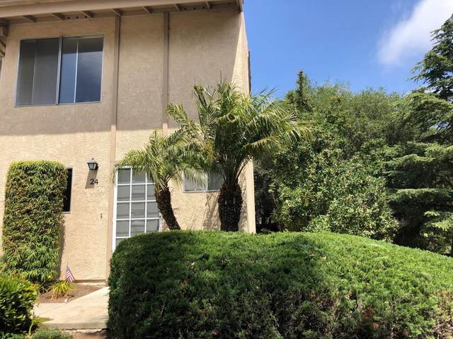 7386 Calle Real #24, Goleta, CA 93117 (MLS #21-1450) :: The Zia Group