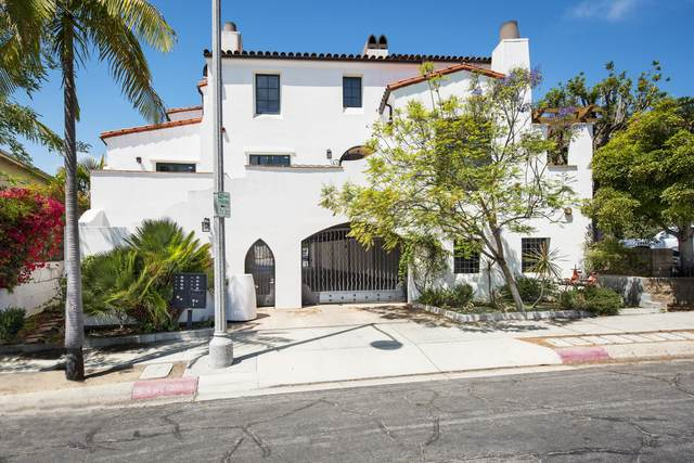 24 W Calle Crespis, Santa Barbara, CA 93105 (MLS #21-1472) :: The Zia Group