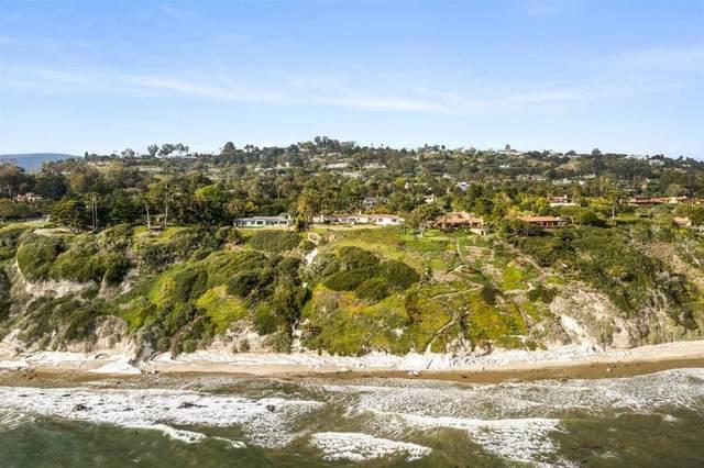 4121 Creciente Drive, Santa Barbara, CA 93110 (MLS #21-1483) :: Chris Gregoire & Chad Beuoy Real Estate