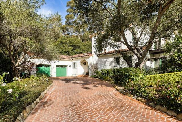 492 Monarch Ln, Montecito, CA 93108 (MLS #21-151) :: Chris Gregoire & Chad Beuoy Real Estate