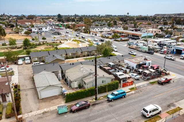 880 N Ventura Ave, Ventura, CA 93001 (MLS #21-1519) :: The Zia Group