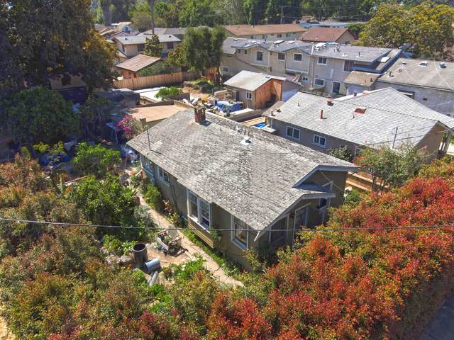 515 W. Anapamu Street, Santa Barbara, CA 93101 (MLS #21-1537) :: Chris Gregoire & Chad Beuoy Real Estate
