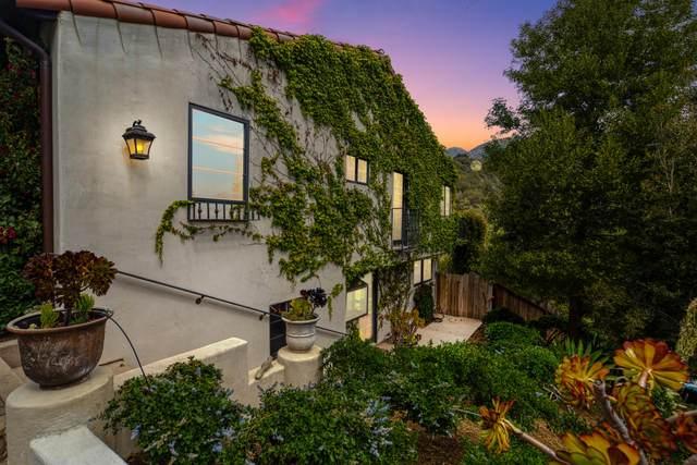 403 Conejo Road, Santa Barbara, CA 93103 (MLS #21-1542) :: The Zia Group