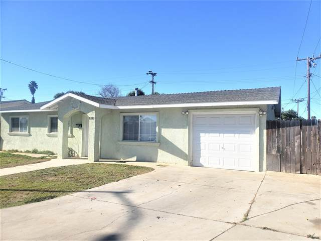 1415 N Railroad Ave, Santa Maria, CA 93458 (MLS #21-155) :: Chris Gregoire & Chad Beuoy Real Estate