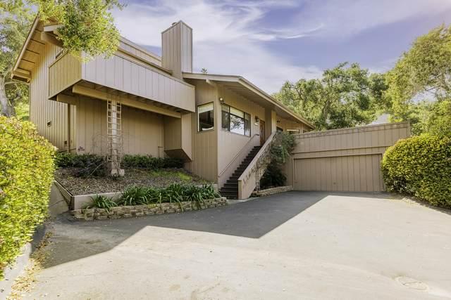 2239 Vista Del Campo, Santa Barbara, CA 93101 (MLS #21-1552) :: The Zia Group