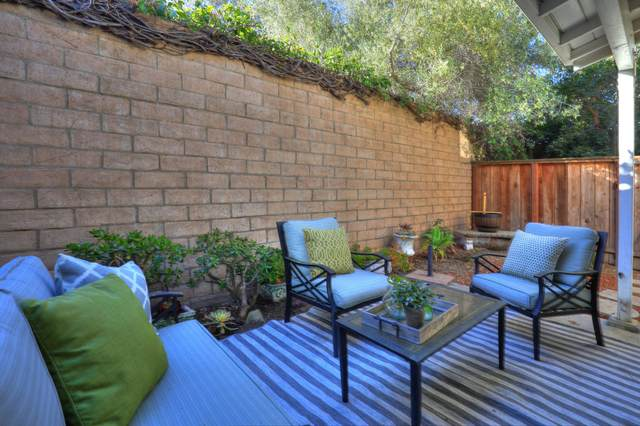 421 W Anapamu St D, Santa Barbara, CA 93101 (MLS #21-1561) :: The Zia Group