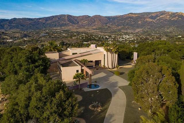 4464 Via Alegre, Santa Barbara, CA 93110 (MLS #21-157) :: The Zia Group
