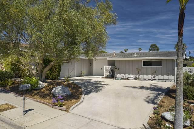710 Surf View Dr, Santa Barbara, CA 93109 (MLS #21-1572) :: The Zia Group