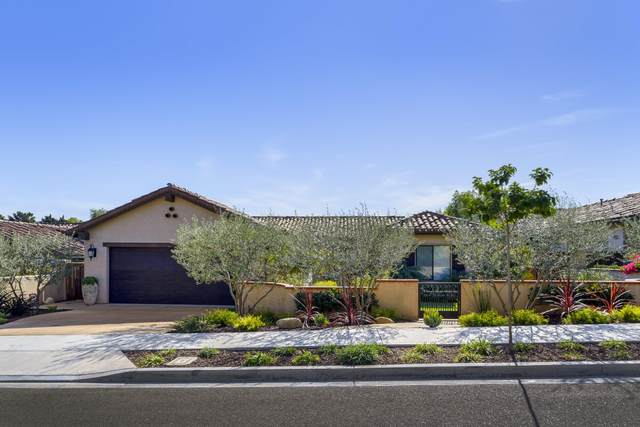 3805 White Rose Ln, Santa Barbara, CA 93110 (MLS #21-1574) :: The Zia Group
