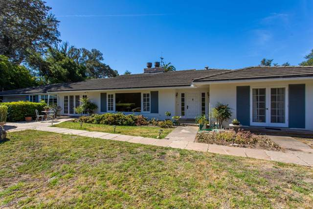 722 Knapp Dr, Santa Barbara, CA 93108 (MLS #21-1582) :: The Epstein Partners