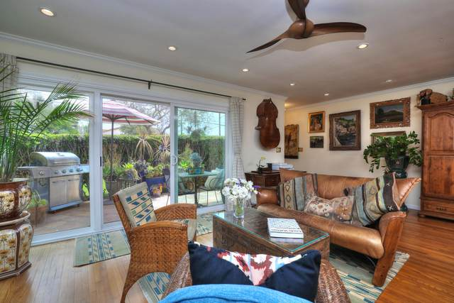 34 W Constance Ave Unit 1, Santa Barbara, CA 93105 (MLS #21-1587) :: The Zia Group
