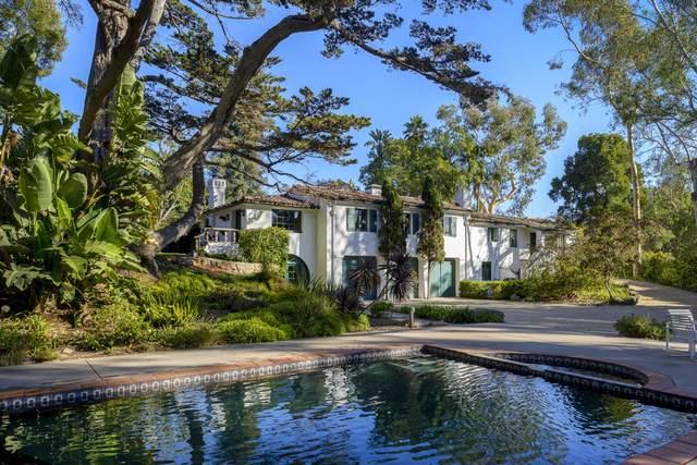 1100 Mesa Rd, Montecito, CA 93108 (MLS #21-1608) :: The Zia Group
