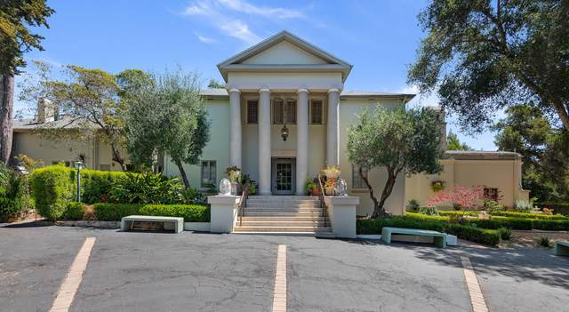 430 Hot Springs Rd, Santa Barbara, CA 93108 (MLS #21-1616) :: The Epstein Partners