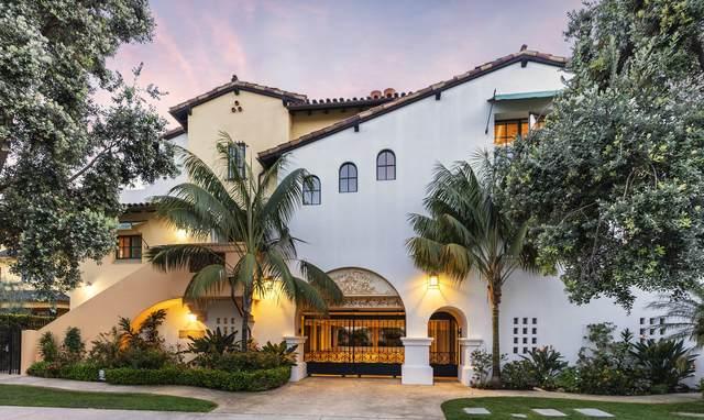 209 Bath Street, Santa Barbara, CA 93101 (MLS #21-1621) :: Chris Gregoire & Chad Beuoy Real Estate