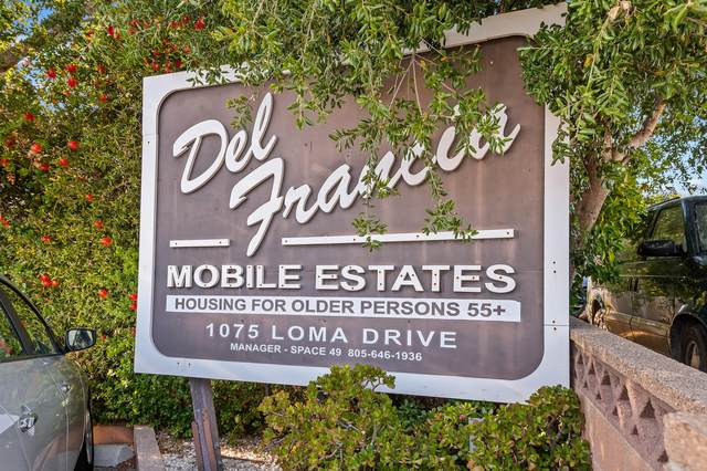 1075 Loma Dr Spc 1, Ojai, CA 93023 (MLS #21-1633) :: The Zia Group