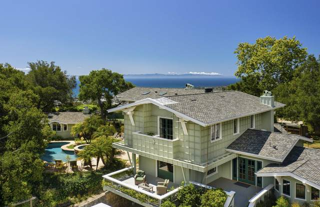 1111 Mission Ridge Rd, Santa Barbara, CA 93103 (MLS #21-1640) :: Chris Gregoire & Chad Beuoy Real Estate