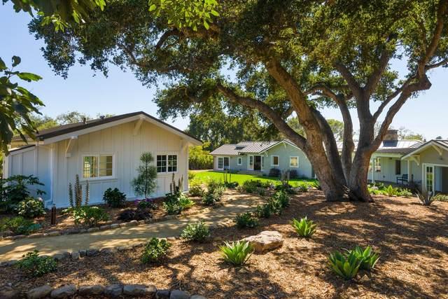 700 Romero Canyon Rd, Santa Barbara, CA 93108 (MLS #21-1656) :: The Epstein Partners