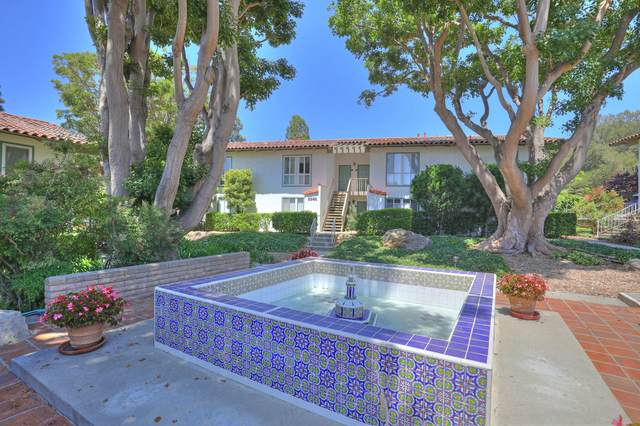 2644 State Street #23, Santa Barbara, CA 93105 (MLS #21-1663) :: Chris Gregoire & Chad Beuoy Real Estate