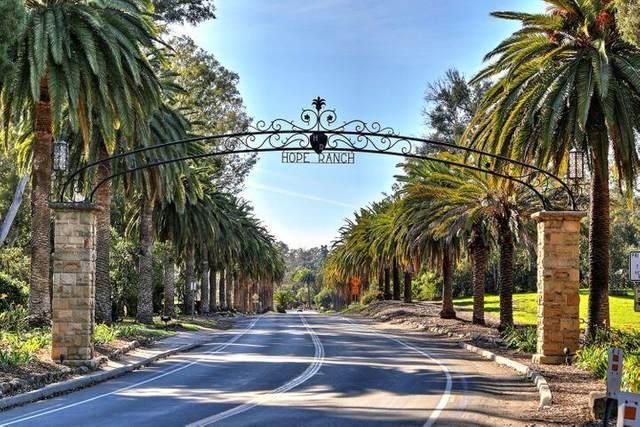 650 Via Trepadora, Santa Barbara, CA 93110 (MLS #21-1666) :: The Zia Group