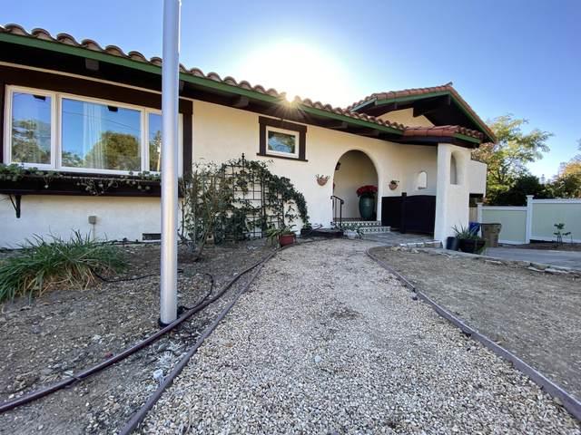 4827 Ogram Rd, Santa Barbara, CA 93105 (MLS #21-1667) :: Chris Gregoire & Chad Beuoy Real Estate