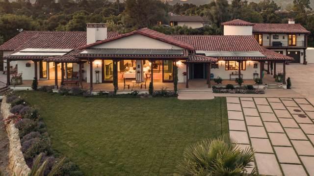 956 Via Fruteria, Santa Barbara, CA 93110 (MLS #21-1675) :: Chris Gregoire & Chad Beuoy Real Estate