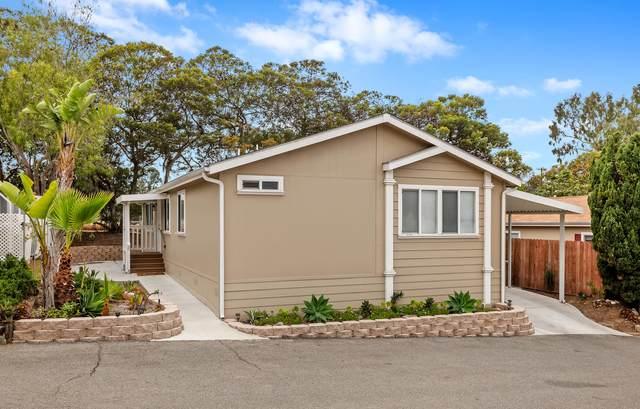 4025 State St Spc 3, Santa Barbara, CA 93110 (MLS #21-1684) :: Chris Gregoire & Chad Beuoy Real Estate