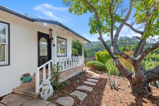 1720 1/2 Calle Poniente, Santa Barbara, CA 93101 (MLS #21-1689) :: Chris Gregoire & Chad Beuoy Real Estate