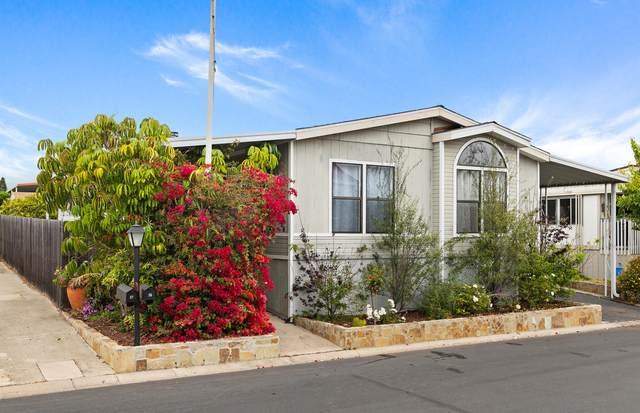 3950 Via Real Spc 26, Carpinteria, CA 93013 (MLS #21-1701) :: Chris Gregoire & Chad Beuoy Real Estate