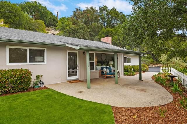 826 Windsor Way, Santa Barbara, CA 93105 (MLS #21-1703) :: The Epstein Partners