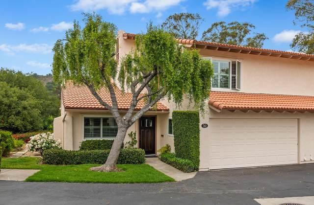 742 Calle De Los Amigos, Santa Barbara, CA 93105 (MLS #21-1708) :: The Zia Group