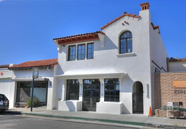 28 W Figueroa St, Santa Barbara, CA 93101 (MLS #21-1712) :: Chris Gregoire & Chad Beuoy Real Estate
