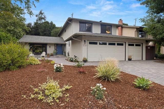 1328 Portesuello Ave, Santa Barbara, CA 93105 (MLS #21-1714) :: Chris Gregoire & Chad Beuoy Real Estate
