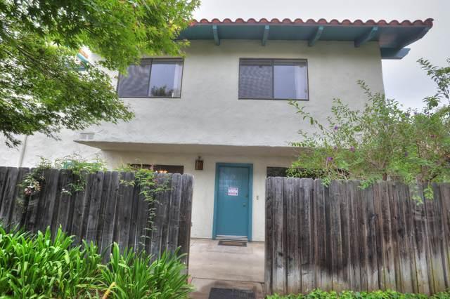 159 N Kellogg Ave D, Santa Barbara, CA 93111 (MLS #21-1717) :: Chris Gregoire & Chad Beuoy Real Estate