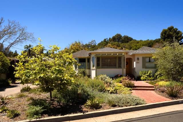 1817 Clearview Rd, Santa Barbara, CA 93101 (MLS #21-1728) :: The Zia Group