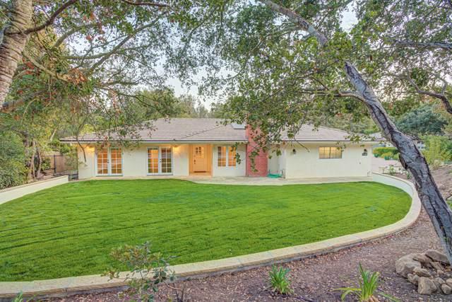 916 Aleeda Ln, Santa Barbara, CA 93108 (MLS #21-1738) :: The Zia Group