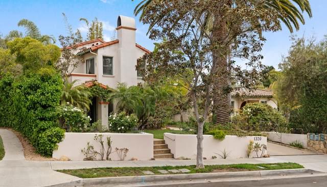 1320 E Mason St A, Santa Barbara, CA 93103 (MLS #21-1740) :: Chris Gregoire & Chad Beuoy Real Estate