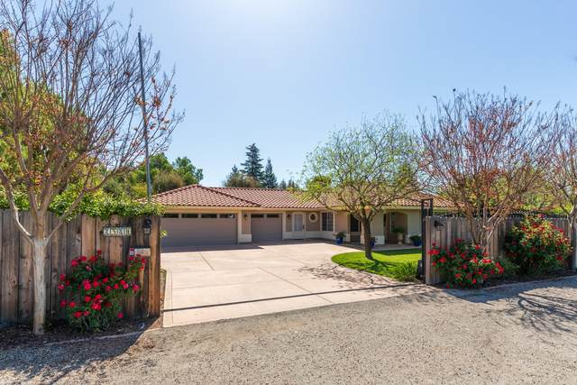 2980 Steele St, Los Olivos, CA 93441 (MLS #21-1744) :: The Zia Group