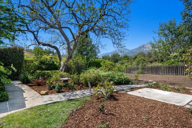 939 Mission Ridge Rd, Santa Barbara, CA 93103 (MLS #21-1746) :: Chris Gregoire & Chad Beuoy Real Estate