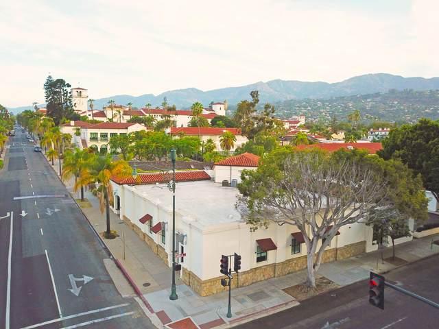 1002 Anacapa St, Santa Barbara, CA 93101 (MLS #21-1762) :: The Zia Group