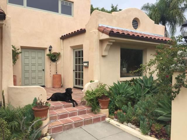726 Western, Santa Barbara, CA 93101 (MLS #21-1774) :: The Zia Group