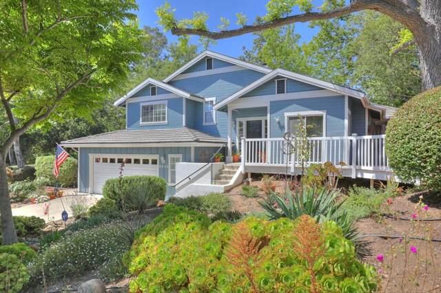 3705 Hitchcock Ranch Rd, Santa Barbara, CA 93105 (MLS #21-1797) :: Chris Gregoire & Chad Beuoy Real Estate