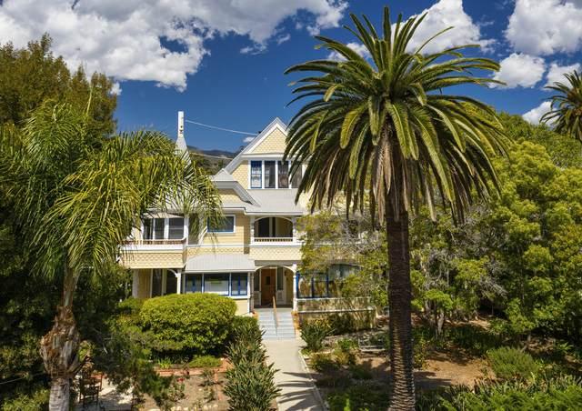 2024 Anacapa St, Santa Barbara, CA 93105 (MLS #21-1802) :: Chris Gregoire & Chad Beuoy Real Estate